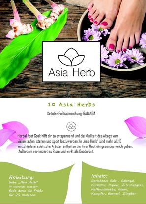 Picture of Asia Herb Galanga