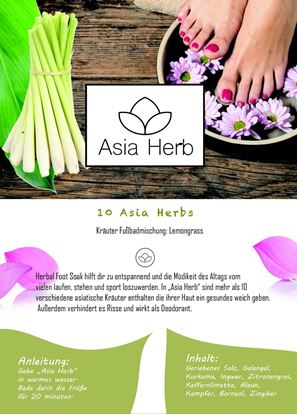 Picture of Asia Herb Lemongrass